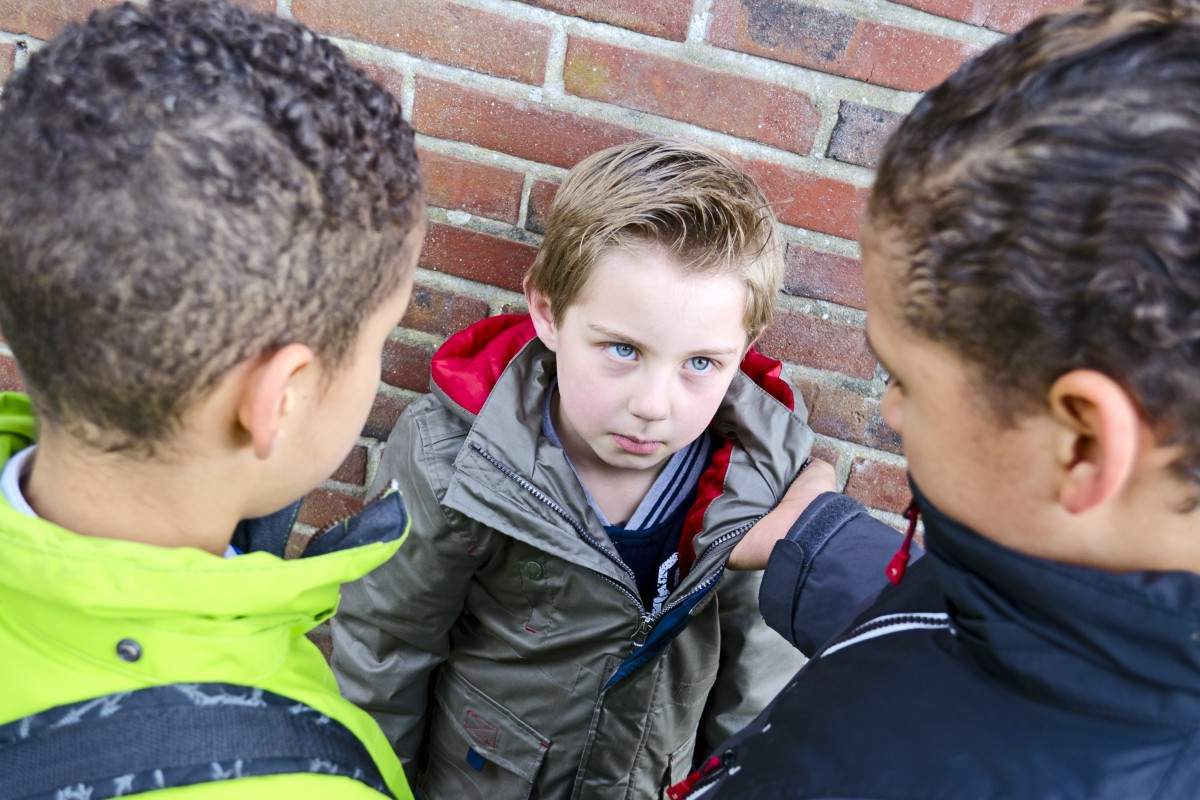 How to be a good dad & help your kids overcome bullying
