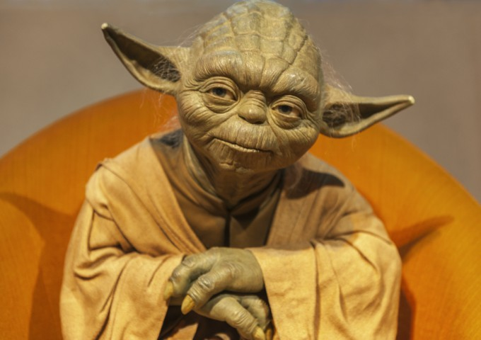 Positive mental health advice from Yoda and others in Star Wars