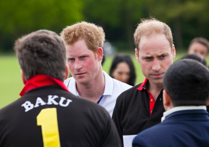 Prince Harry talking about men's mental health awareness
