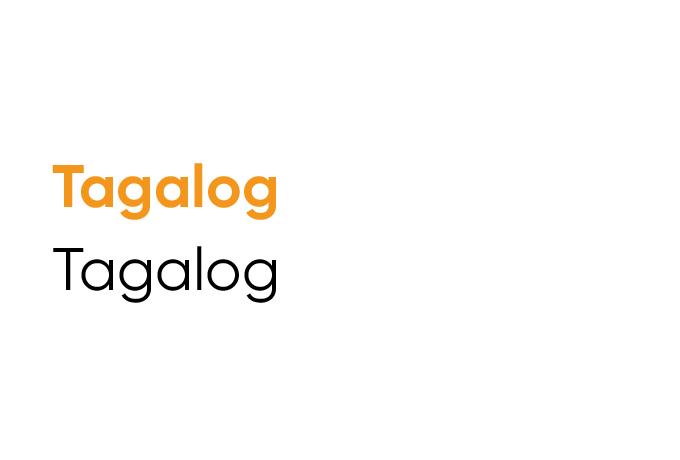 Tagalog Tile
