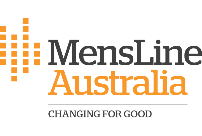 MensLine Australia Changing for Good logo